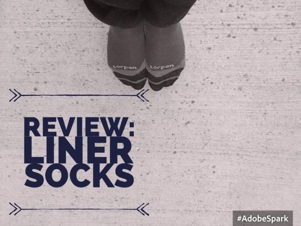 Review Liner socks